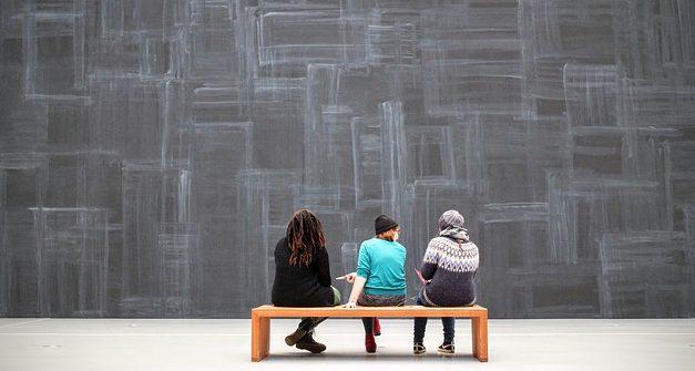 Ausstellung – Gruppenergebnisse präsentieren