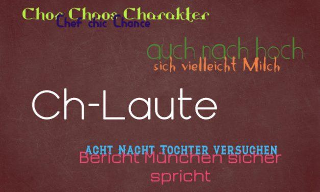 CH-Laute
