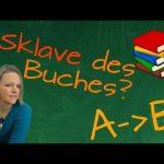 Kein Sklave des Buches sein